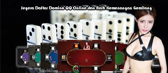 Segera Daftar Domino QQ Online dan Raih Kemenangan Gemilang